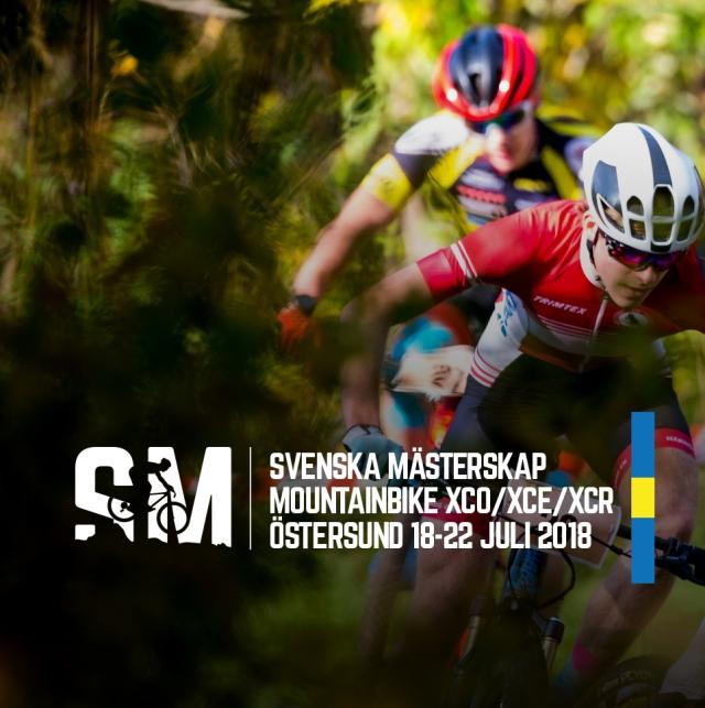 Cupavslutningen i SWE Cup XC och För-SM i Montainbike på Frösö Park